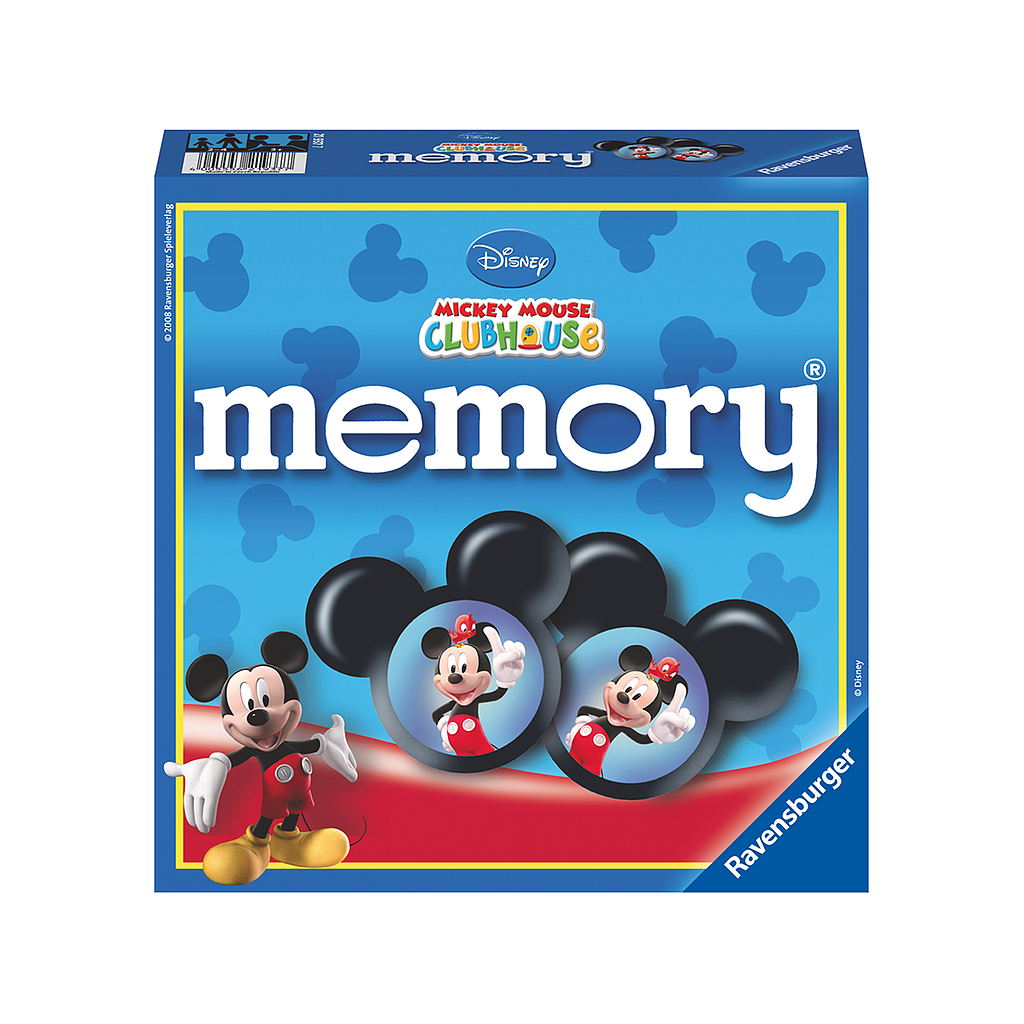 RAVENSBURGER Memory 'Mickey Mouse Clubhouse'