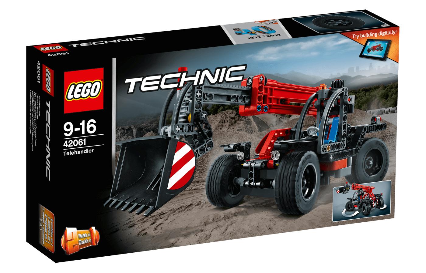 LEGO TECHNIC Verreiker