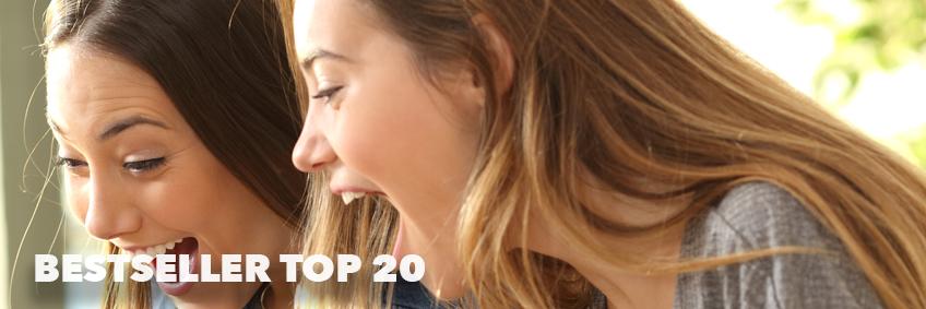 Bestsellers top 20