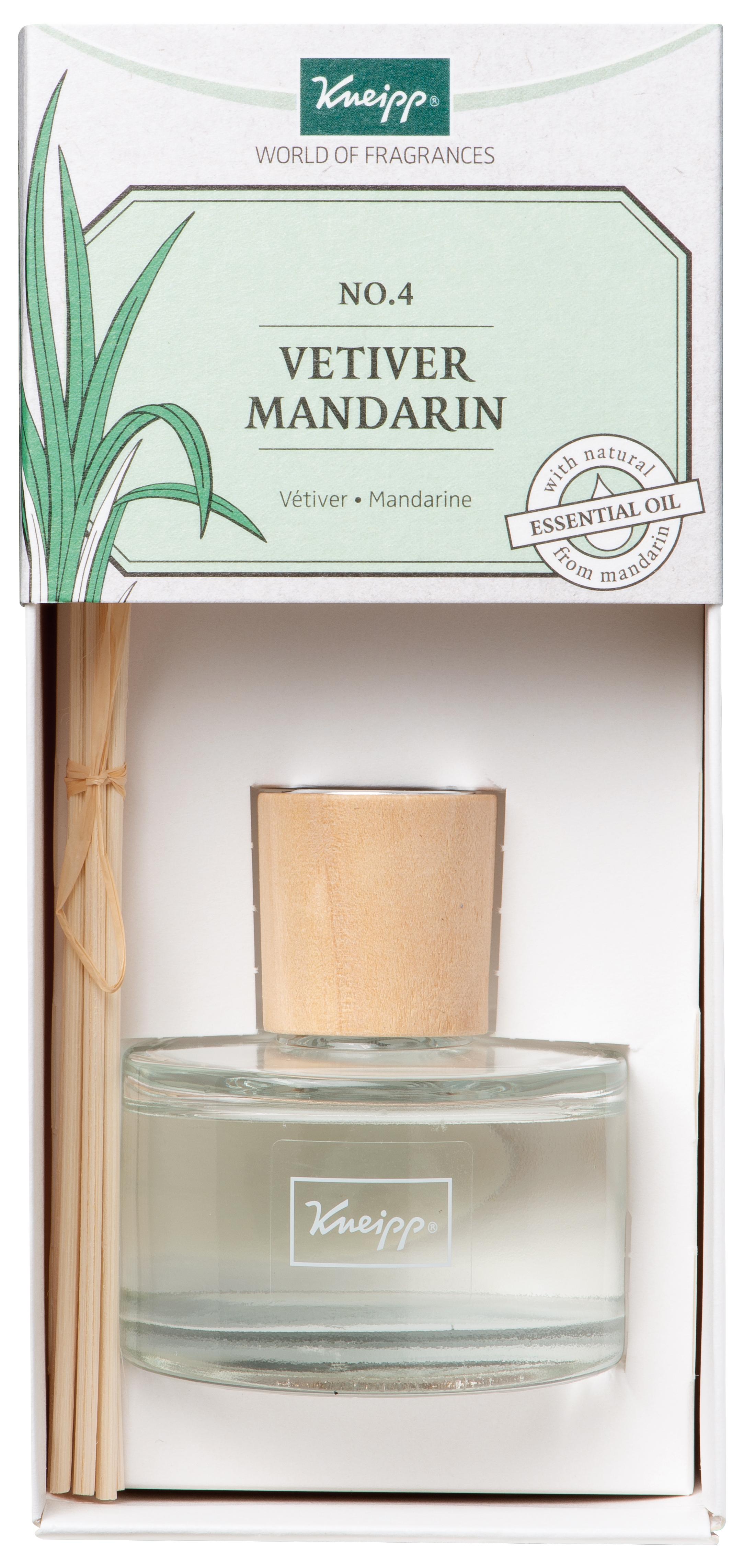 KNEIPP Geurstokjes Vetiver-Mandarin