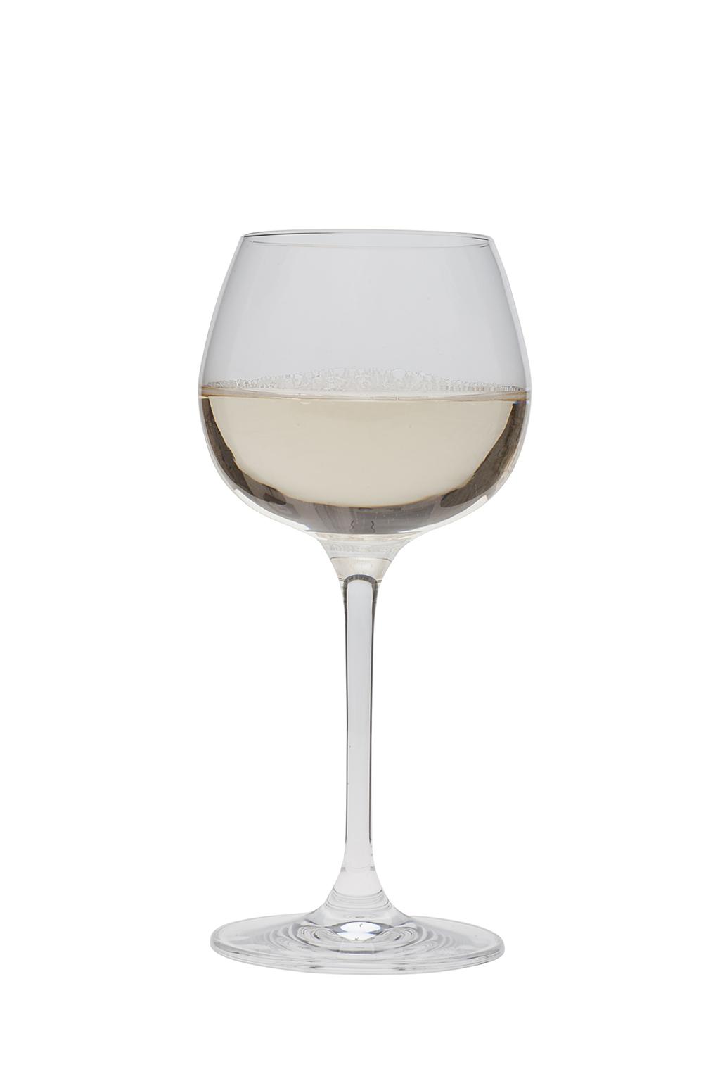VILLEROY & BOCH Set van 4 witte wijnglazen 'Purismo'