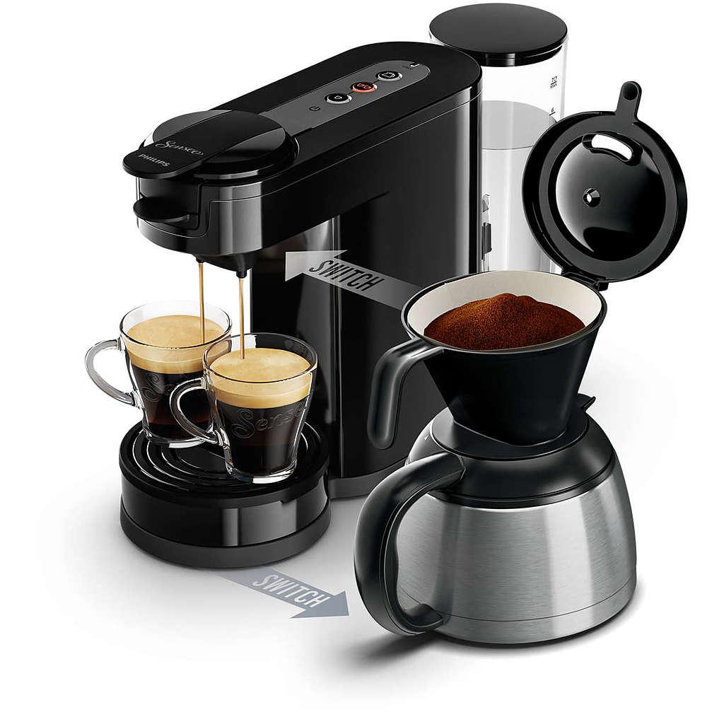 PHILIPS Senseo Switch koffiezetapparaat