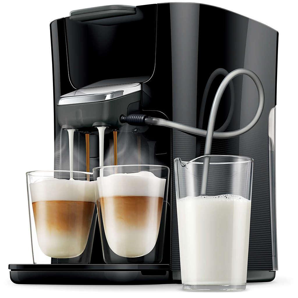 PHILIPS Senseo Latte Duo Plus koffiezetapparaat
