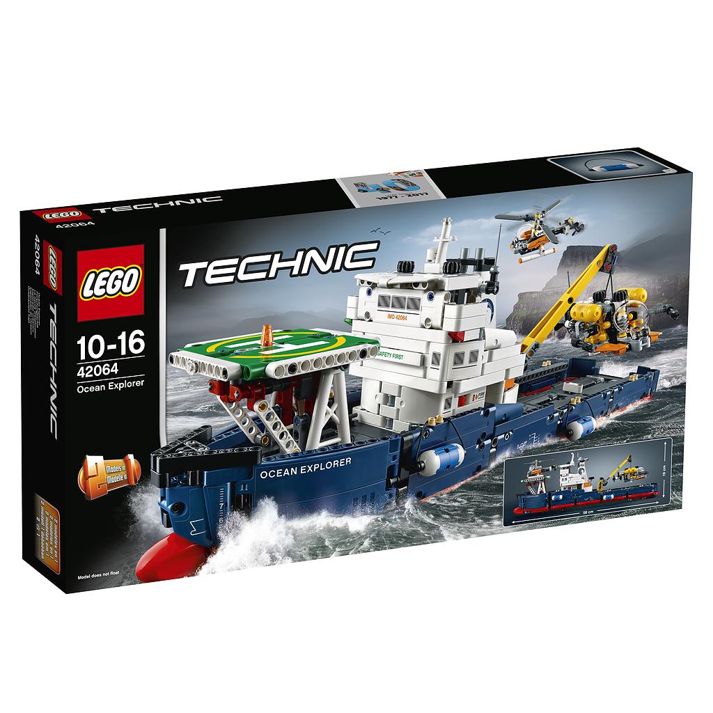 LEGO TECHNIC Oceaanonderzoeker