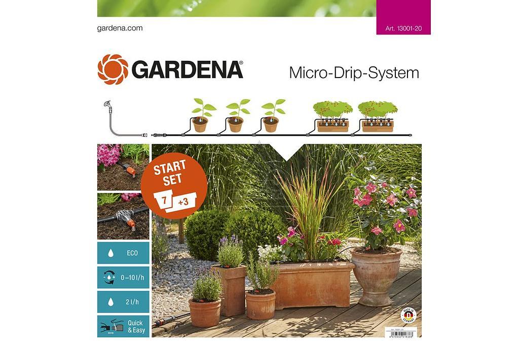 GARDENA Micro Drip startset M