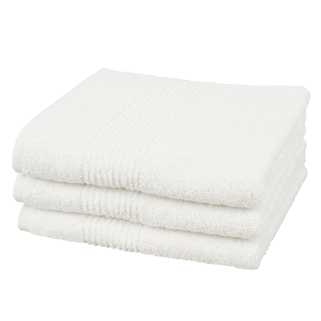 CRADLE 2 CRADLE Set van 3 handdoeken