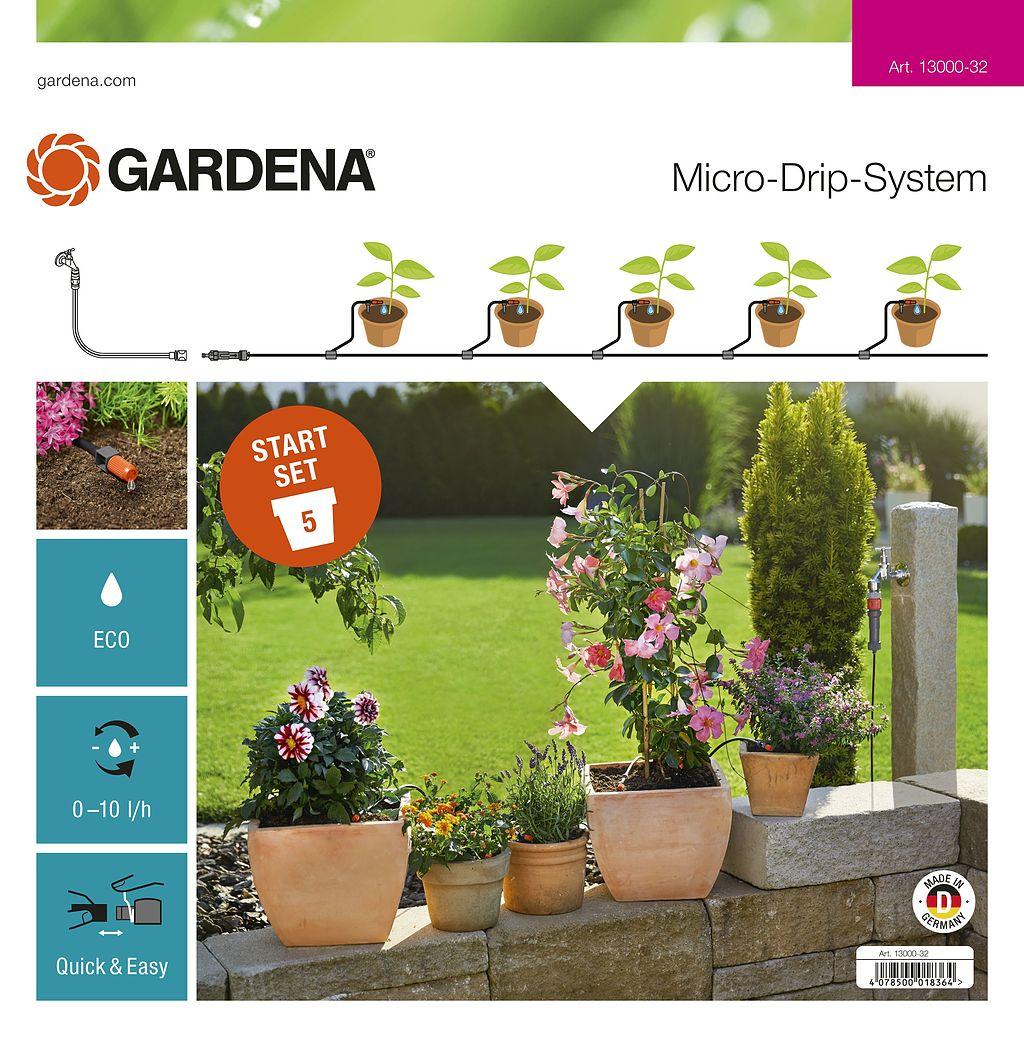 GARDENA Micro Drip startset S
