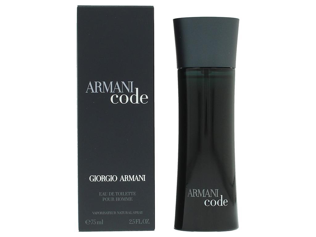 GIORGIO ARMANI EDT spray 'Code Pour Homme'