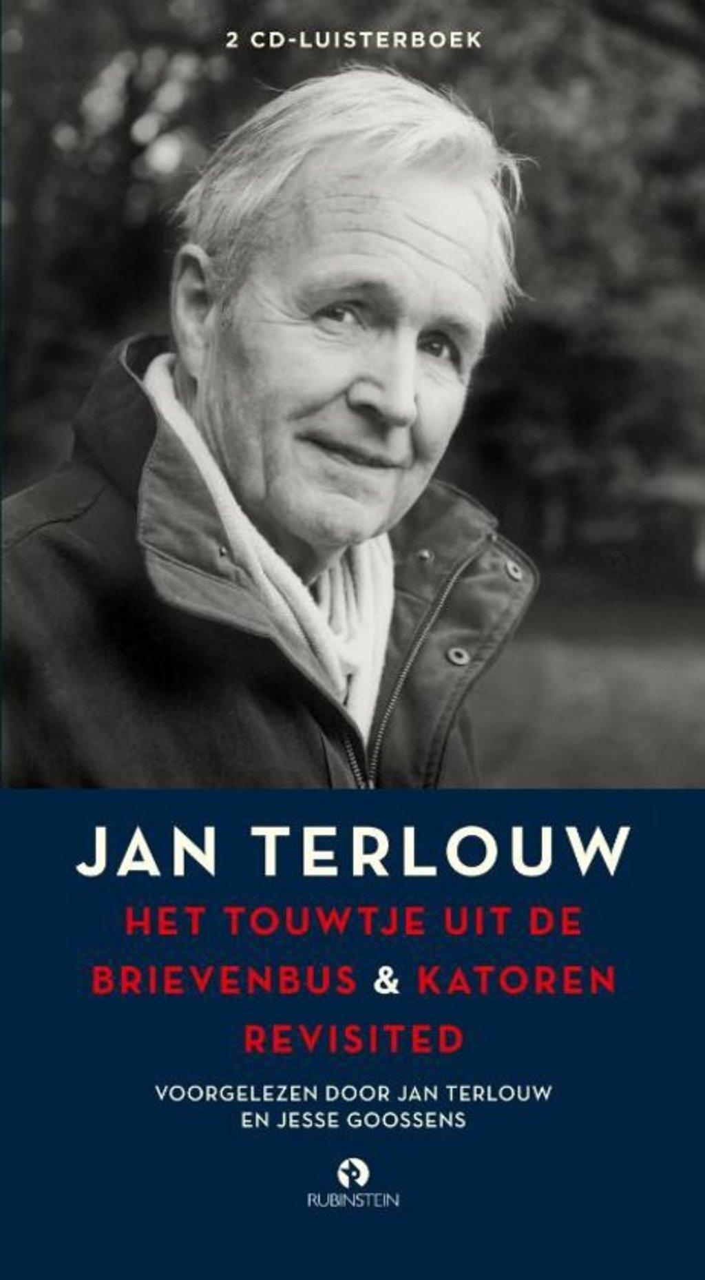 Luisterboek 'Het touwtje uit de brievenbus en katoren revisited'