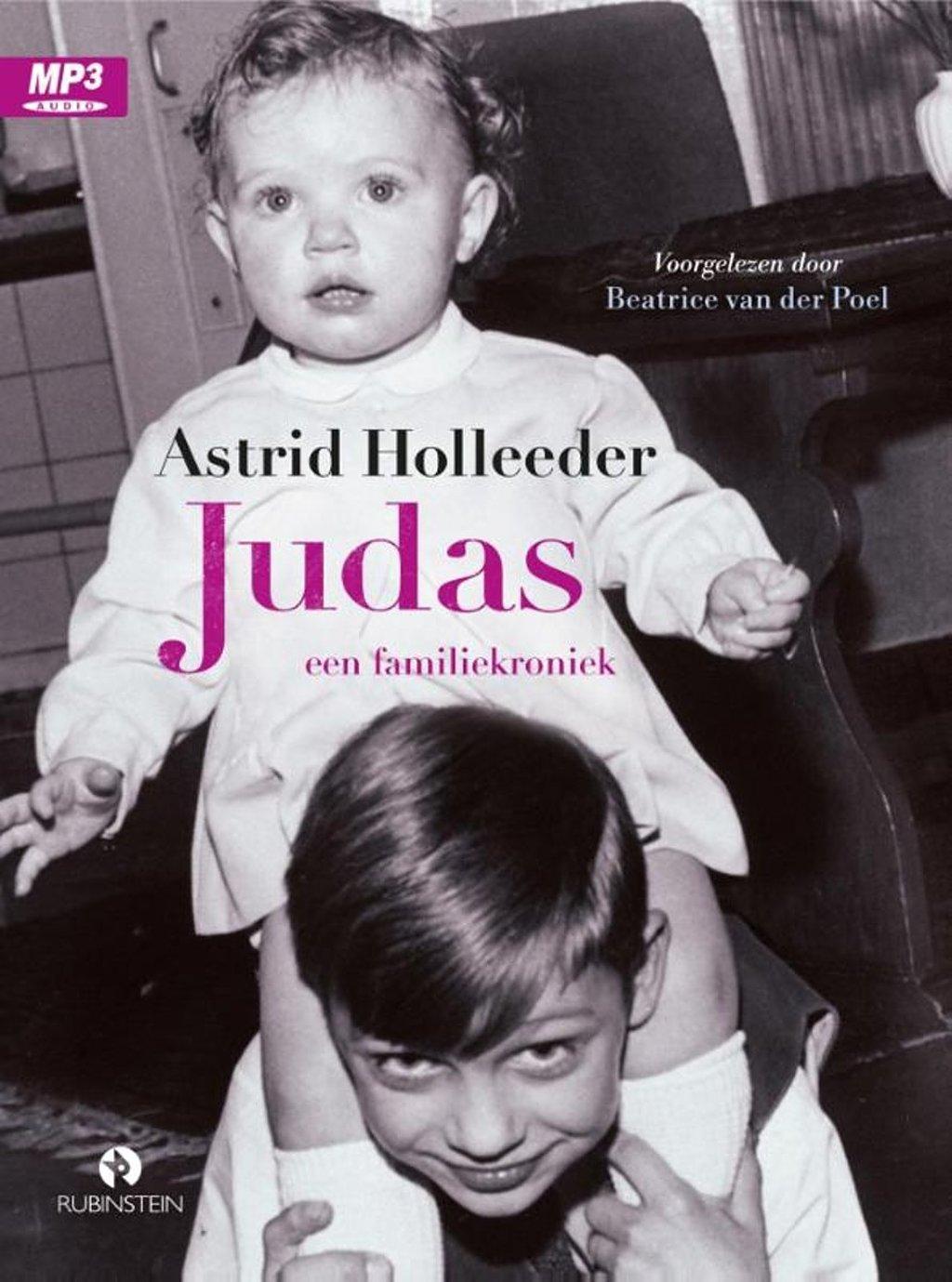Luisterboek 'Judas'