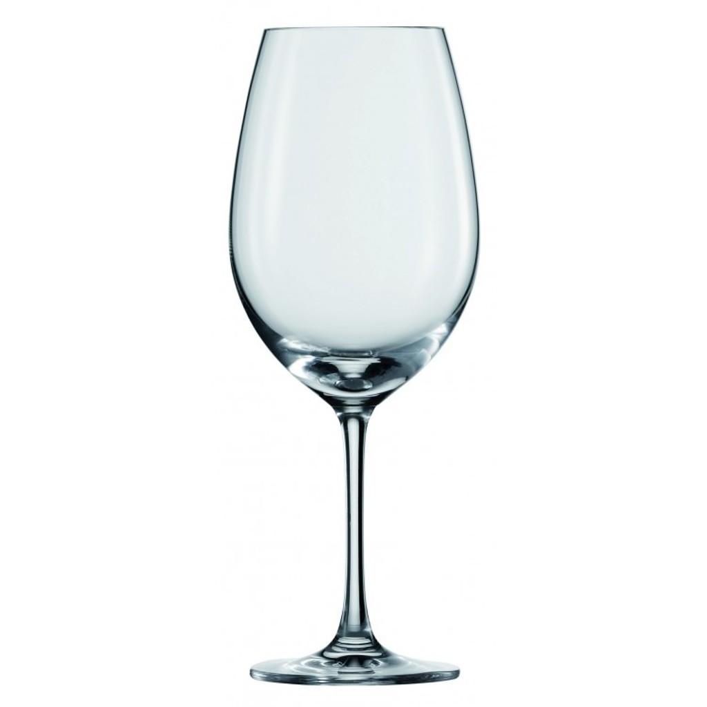 SCHOTT ZWIESEL Rode wijnglazen 'Ivento', 6 stuks