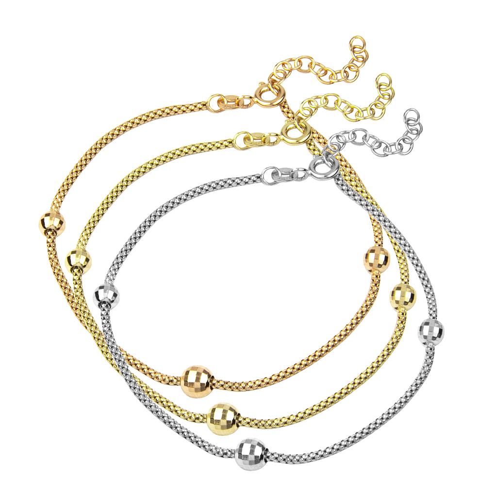 ENZO ARGENTI Set van 3 armbanden