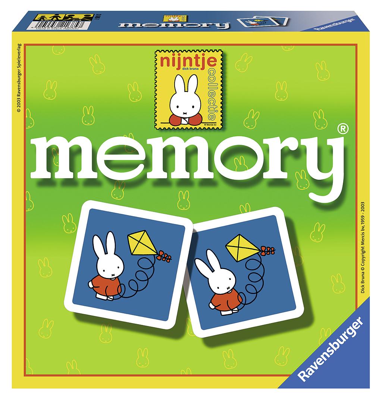 RAVENSBURGER Memory® Nijntje
