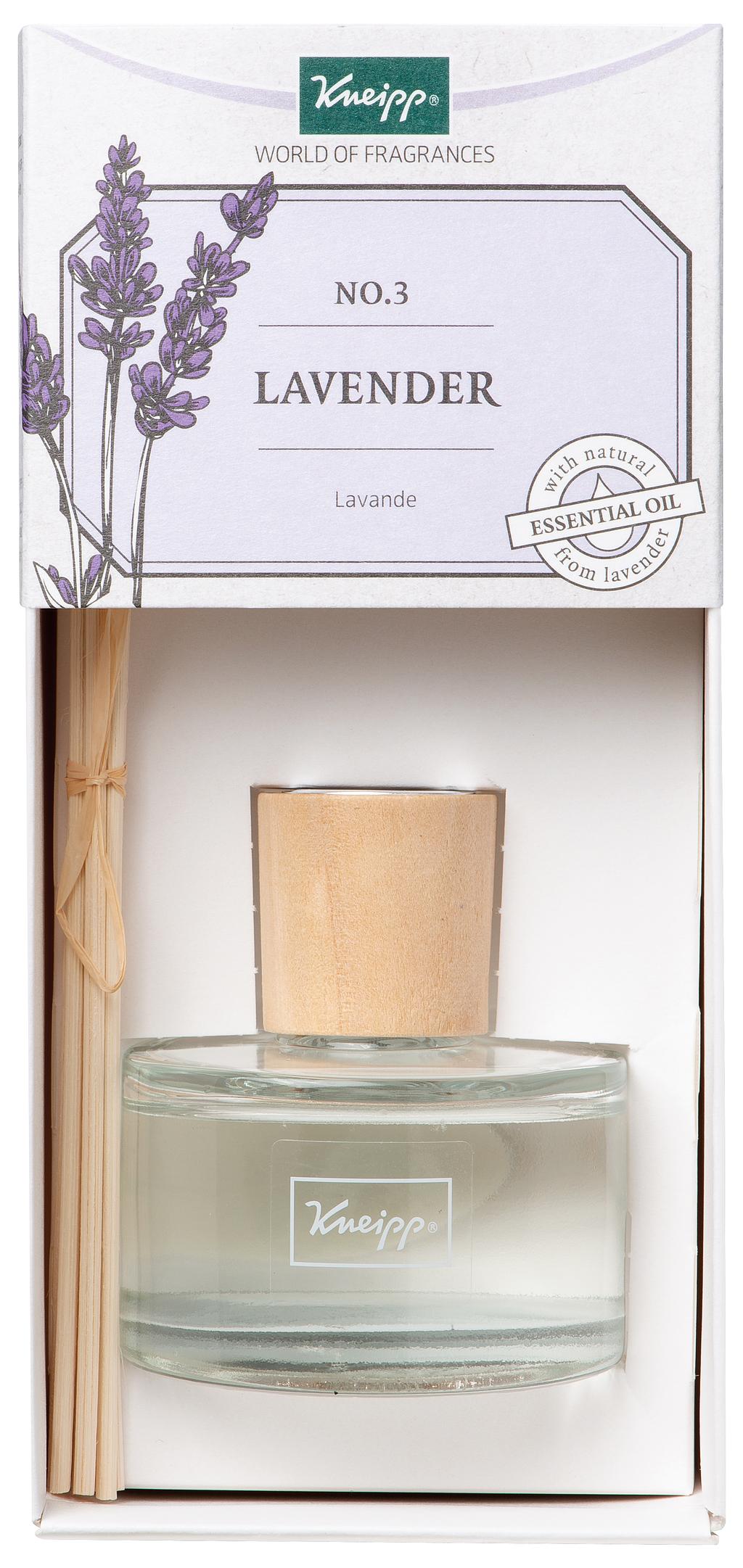 KNEIPP Geurstokjes Lavendel